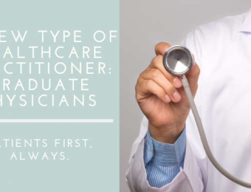 A New Type of Healthcare Practitioner: The Graduate Physician