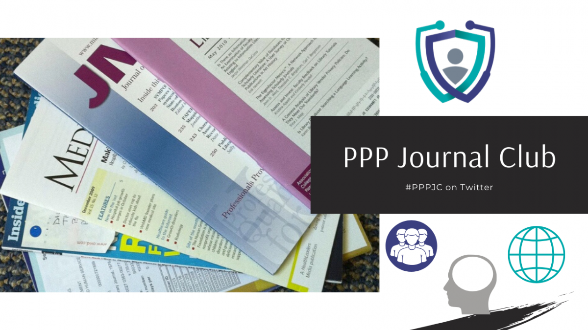 PPP Journal Club