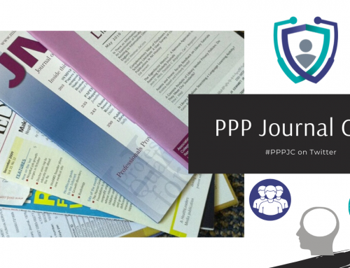PPP Journal Club: July 2020