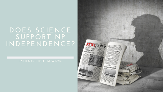Does Science Support NP Independence?