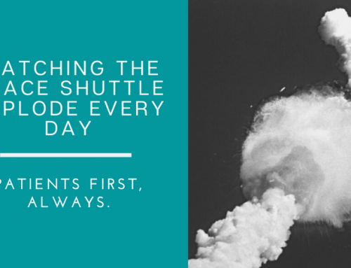 Watching the Space Shuttle Explode Every Day