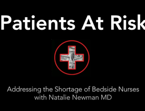 NP programs contribute to bedside nursing shortage – Video