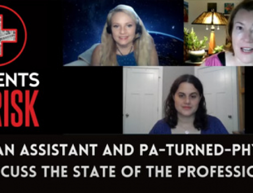 Physician assistant and former-PA-turned-physician discuss the state of the profession